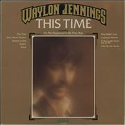 Click here for more info about 'Waylon Jennings - This Time'