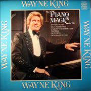 Click here for more info about 'Wayne King - Piano Magic'