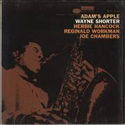 Click here for more info about 'Wayne Shorter - Adam's Apple - white 'b' label'