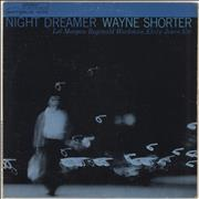 Click here for more info about 'Wayne Shorter - Night Dreamer - 'b' label'