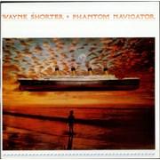 Wayne Shorter Phantom Navigator UK vinyl LP