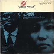 Wayne Shorter Speak No Evil France vinyl LP