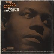 Wayne Shorter The All Seeing Eye - 1st - shrink USA vinyl LP