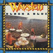 Click here for more info about 'Waysted - Black & Blue'