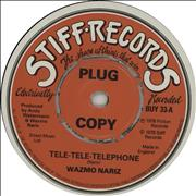 Click here for more info about 'Wazmo Nariz - Tele-Tele-Telephone - Plug copy'