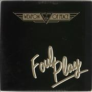Click here for more info about 'Weapon Of Peace - Foul Play'