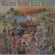 Click here for more info about 'Weather Report - Black Market'