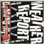Click here for more info about 'Weather Report - Domino Theory - Sealed'