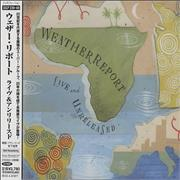 Click here for more info about 'Weather Report - Live And Unreleased'