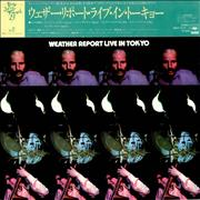 Click here for more info about 'Weather Report - Live In Tokyo + Obi'