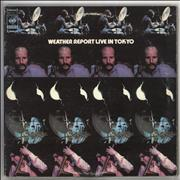 Click here for more info about 'Weather Report - Live In Tokyo'