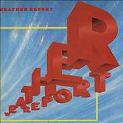 Click here for more info about 'Weather Report - Weather Report - Gold Promo Stamped'