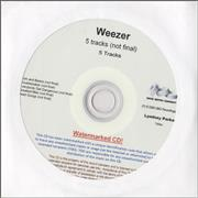 Click here for more info about 'Weezer - 5 Tracks [Not Final]'
