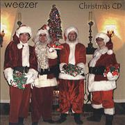 Click here for more info about 'Weezer - Christmas CD'