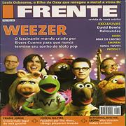 Click here for more info about 'Weezer - Frente #3'