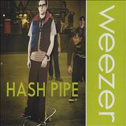 Click here for more info about 'Weezer - Hash Pipe'