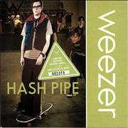 Click here for more info about 'Weezer - Hashpipe - Lime Green Vinyl - 1st Sleeve'