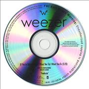 Click here for more info about 'Weezer - (If You're Wondering If I Want To) I Want You To'