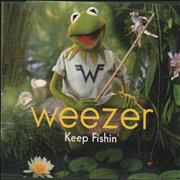 Click here for more info about 'Weezer - Keep Fishin' - jewel case'