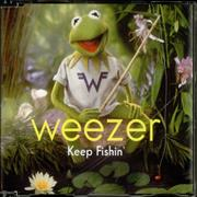 Click here for more info about 'Weezer - Keep Fishin'