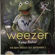 Click here for more info about 'Weezer - Maladroit / Keep Fishin' - Displays'