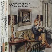 Click here for more info about 'Weezer - Maladroit'