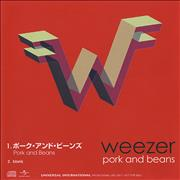 Click here for more info about 'Weezer - Pork And Beans'