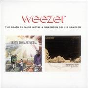 Click here for more info about 'Weezer - The Death To False Metal & Pinkerton Deluxe Sampler'