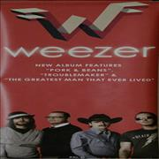 Click here for more info about 'Weezer - The Red Album'