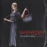 Click here for more info about 'Weezer - Troublemaker - Remixes'