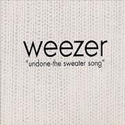 Click here for more info about 'Weezer - Undone The Sweater Song'