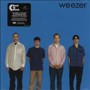 Click here for more info about 'Weezer - Weezer [The Blue Album] - 180gram Vinyl + Sealed'