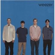 Weezer Weezer [The Blue Album] - 1st - EX UK vinyl LP