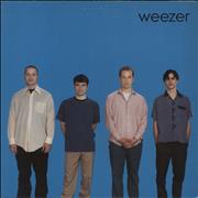 Weezer Weezer [The Blue Album] - 1st UK vinyl LP