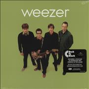 Click here for more info about 'Weezer - Weezer [The Green Album] - 180gram Vinyl + Sealed'