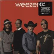 Weezer Weezer [The Red Album] - 180gram Vinyl + Sealed UK vinyl LP