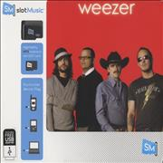 Click here for more info about 'Weezer - Weezer [The Red Album] - Slot Music'