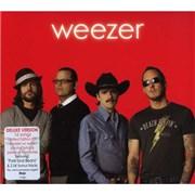 WEEZER Music Discography Of Rare Cds, CD Albums & WEEZER CD