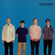 Weezer Weezer UK vinyl LP