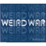 Weird War Weird War UK CD album Promo