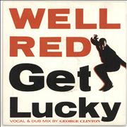 Click here for more info about 'Well Red - Get Lucky'