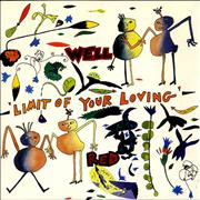 Click here for more info about 'Well Red - Limit Of Your Loving'