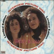 Click here for more info about 'Wendy & Lisa - Interview Picture Disc'