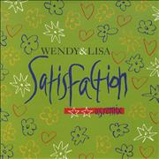 Click here for more info about 'Wendy & Lisa - Satisfaction - U.S. Remix'