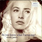 Wendy James Do You Know? - CD2 UK CD single