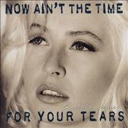 Wendy James Now Ain't The Time For Your Tales Japan CD album