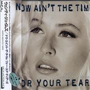 Wendy James Now Ain't The Time For Your Tears Japan CD album