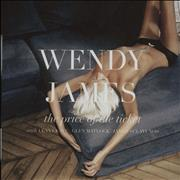 Wendy James The Price Of The Ticket UK CD-R acetate Promo