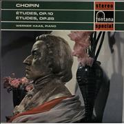 Click here for more info about 'Werner Haas - Chopin: Études Op. 10 And Op. 25'