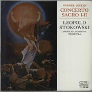 Click here for more info about 'Werner Josten - Concerto Sacro I-II - Sealed'
